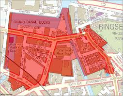 Plumbers Irishtown cover the following areas